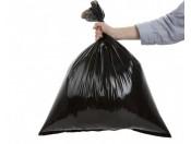 Пакеты для мусора 30 л 10 мкм