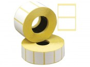 Термоэтикетка 30х20мм ТОП (1600 шт. в ролике)
