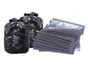 Пакеты для мусора 60 л 8 мкм