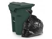 Пакеты для мусора 30 л 8 мкм