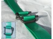 Проволочная пряжка 13 мм для ПЭТ лент